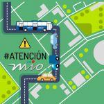 Conozca cuáles serán las rutas del MIO que no prestarán servicio durante Semana Santa