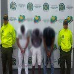 """Capturadas tres personas de banda """"Los Morrocos"""" dedicada al hurto de personas"""