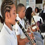 Escuela de Música Desepaz ofrece concierto para conmemorar Día de la Independencia