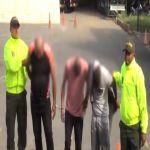 Capturados presuntos homicidas de dos escoltas durante robo a carro de valores