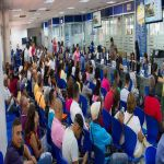 Suspendido servicio en los Centros de Atención al Contribuyente