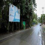 En 78% avanza obra de pavimentación en la vía Cascajal