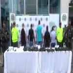 """Captura de """"Los Pelusos"""" evita atentado terrorista contra estación policial"""