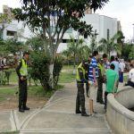 Concejales instaron a la policía a no abandonar vigilancia en parques y escuelas