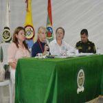 Gobernadora: Queremos que todos los candidatos estén atendidos y seguros