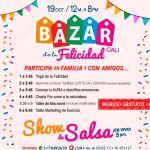"""Asiste al """"Bazar de la Felicidad"""" este sábado"""