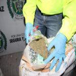 Con más de 170 kilos de droga capturaron a hombre en el corregimiento El Hormiguero
