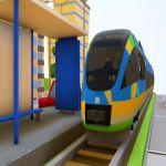El Tren de Cercanías sigue avanzando