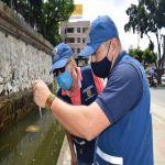 Disminuyen casos de dengue pero sigue alerta amarilla