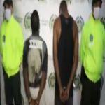 Capturados dos sujetos por atentado con granada en Llano Verde