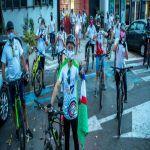 Este domingo los ciclistas harán un tour por respeto a la vida