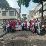 Reposición de redes de acueducto y alcantarillado para 19 barrios