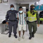 Encarcelado joven de 19 años por homicidio en el barrio Poblado II