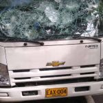 Denuncian que desde camión con policías de civil dispararon a manifestantes