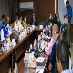 Definen medidas para garantizar seguridad durante movilizaciones