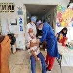 Al 15 de noviembre la meta es inmunizar el 75% de la población