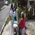 Viernes y sábado jornadas de vacunación en las comunas 14 y 21