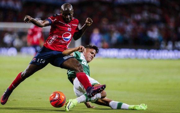 Deportivo Cali no pudo contra Medellín en la cuarta jornada de la Liga Águila