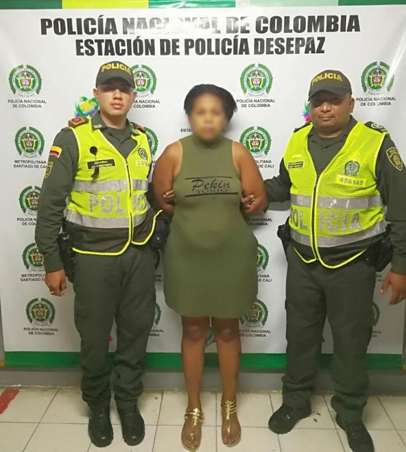 Detenida en Calimio mujer que usaba escopolamina para robar