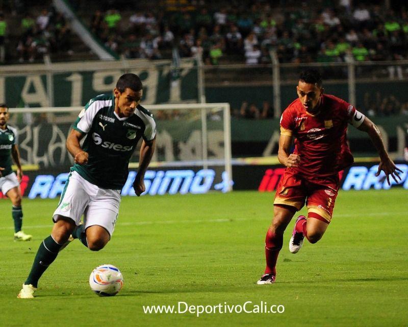 Deportivo Cali goleó 4 – 0 a Rionegro en el estadio de Palmaseca