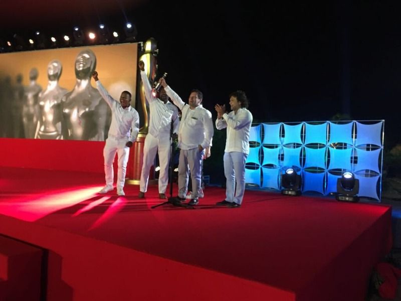 Telepacífico se alzó con tres estatuillas en los premios India Catalina 2018