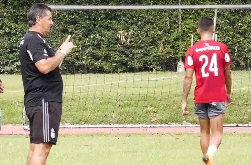 Jorge Da Silva: los jugadores son consientes que han bajado su rendimiento