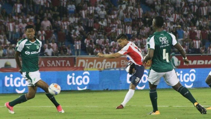 Deportivo Cali cayó ante Junior con marcador 2 – 1