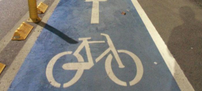 Trabajos de adecuación de los bicicarriles de Cali alcanzaron un 75% de avance