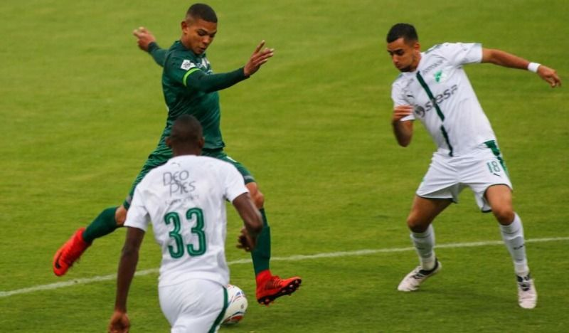 Deportivo Cali no pudo contra equidad en Bogotá