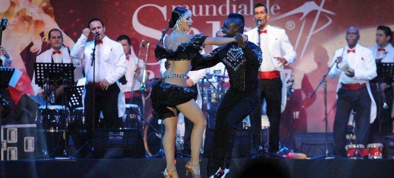 Ganadores del XII Festival Mundial de Salsa