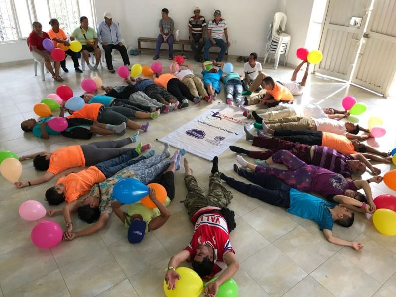 Calintegra conmemoró el Día Mundial del Síndrome de Down con actividades físicas
