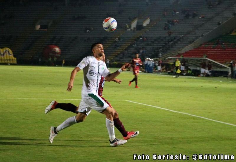 Deportivo Cali venció al Tolima en su casa por la mínima diferencia