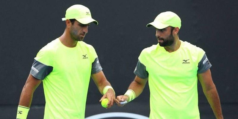 Juan Sebastián Cabal y Farah preparan su encuentro en la serie con Brasil de Copa Davis
