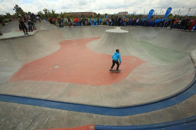 Comuna 10 estrenará parque de deportes extremos este domingo