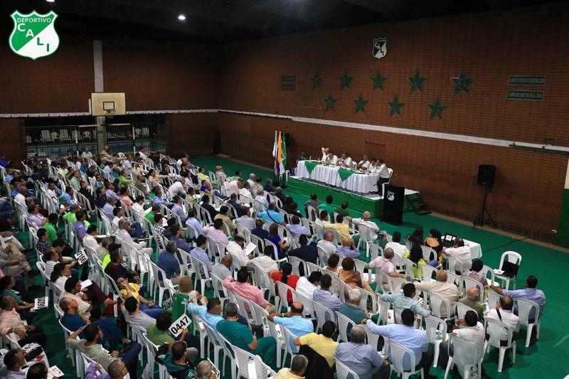 Deportivo Cali celebró su Asamblea Ordinaria 2018 con sus asociados