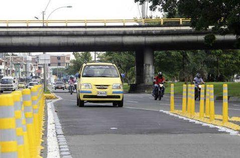 Ajustan nueva tarifa para servicio de taxis en Cali