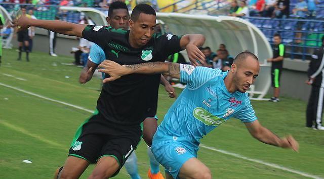 Deportivo Cali cayó derrotado este domingo ante Jaguares por la mínima