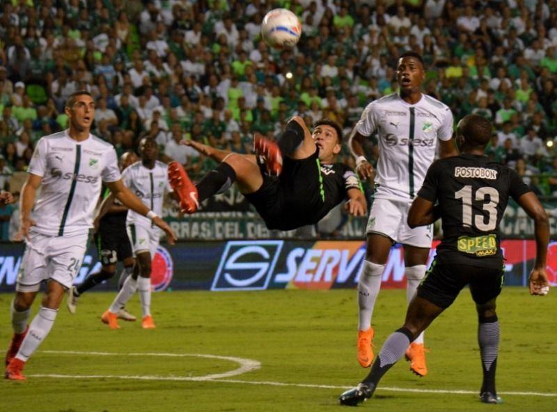 Deportivo Cali no pudo superar al Nacional y perdió 0-2