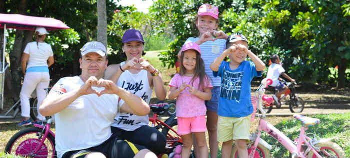 Madres caleñas disfrutaron su día con la Ciclovida y el deporte en Cali