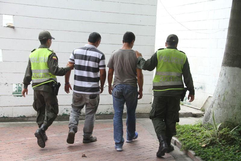 """Detenidas 13 personas de la banda """"Los Principal"""", dedicada a la extorsión"""
