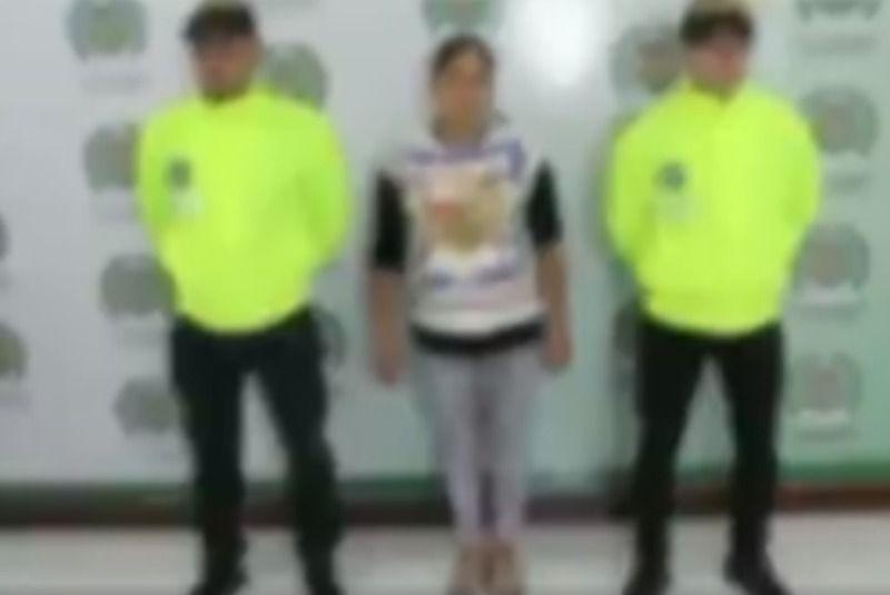 Capturada mujer señalada de planificar parricidio en el barrio República de Israel