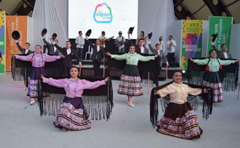 Talento de Cundinamarca engalana el Mercedes Montaño