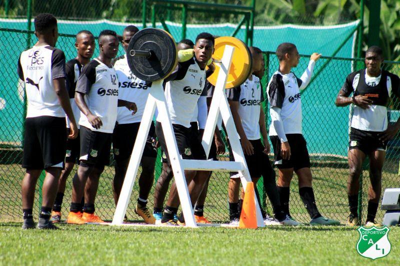 Así son los entrenamientos del Deportivo Cali de cara a la Suramericana