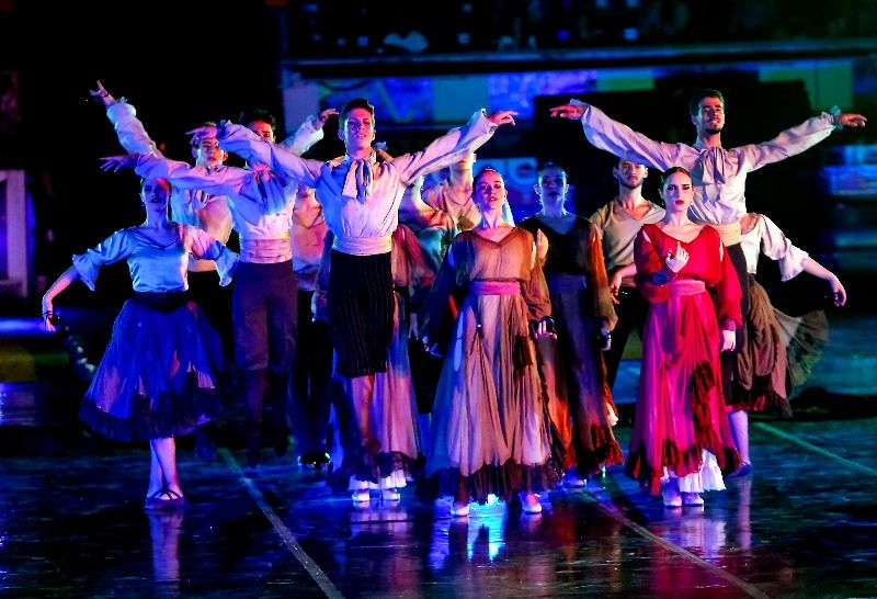 Inauguración del Festival Internacional de Ballet 2018