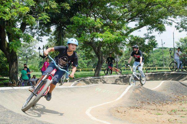En fotos: caleños celebraron jornada de Dirt Jump en El Ingenio