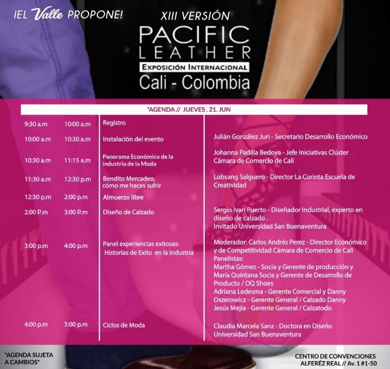 Feria Pacific Leather abrió sus puertas en Cali