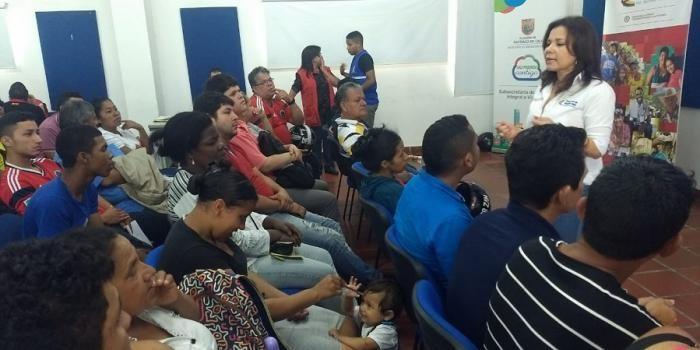 Otorgaron 498 cartas de indemnización a víctimas del conflicto de Cali, Candelaria y Pradera