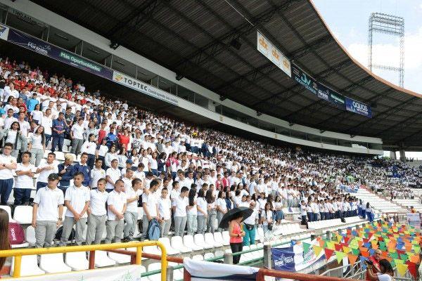 Más de 25 mil niños y adolescentes se han inscrito en los Juegos Supérate Intercolegiados 2018