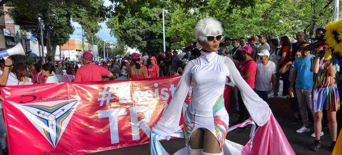Marcha LGTBI:  Por la tolerancia y la igualdad