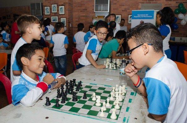 Así se vivió la primera parada de ajedrez en Cali
